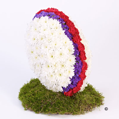 Rugby Ball Tribute